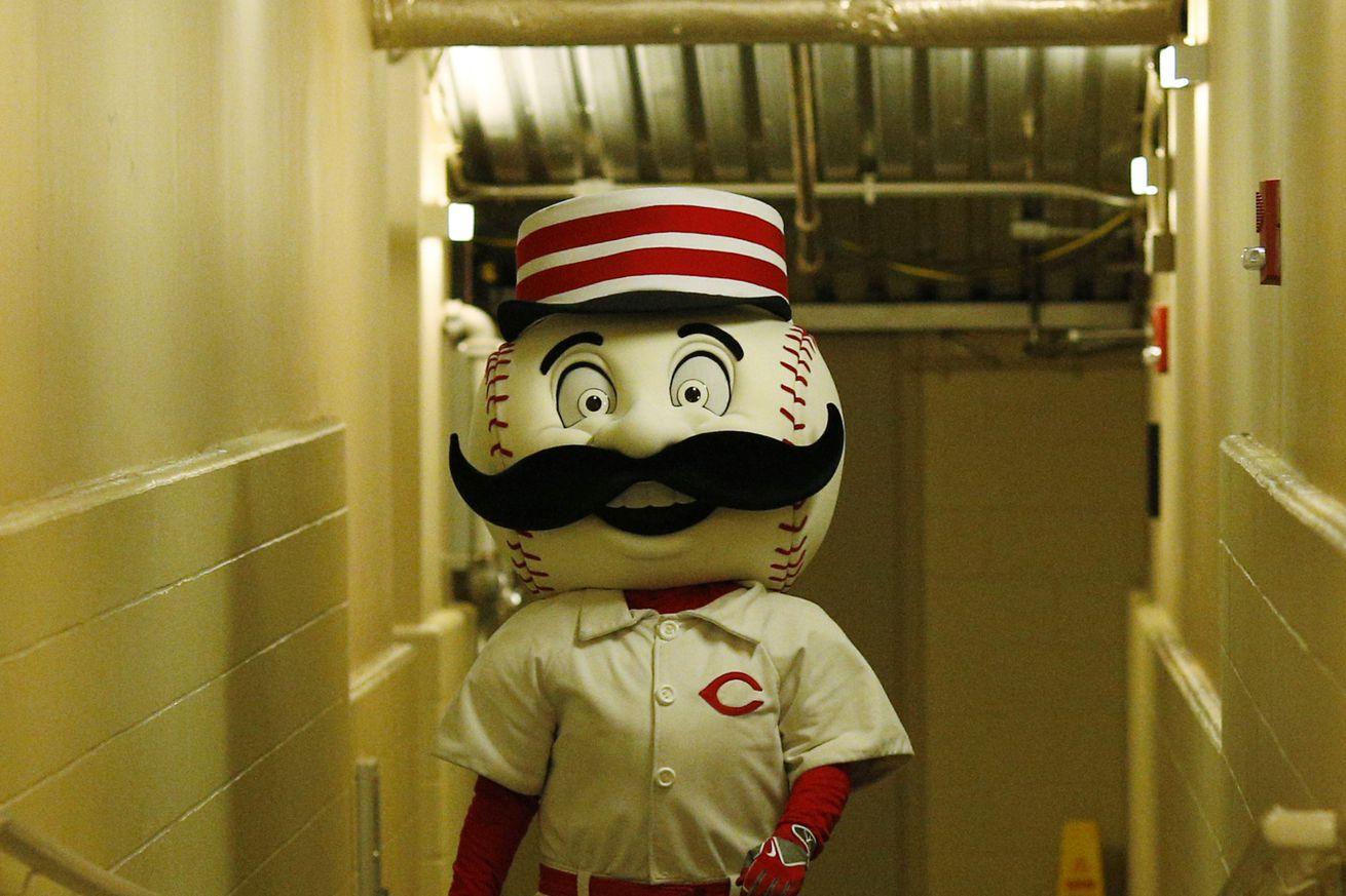 Chicago Cubs v Cincinnati Reds