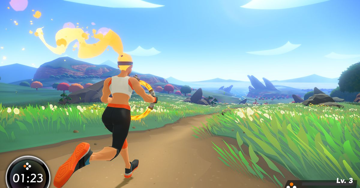 Ring Fit Adventure for Nintendo Switch impressions Polygon