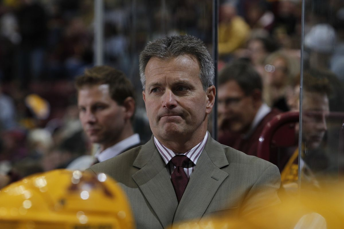 Gopher head coach Don Lucia picked up the first Swedish commit in team history