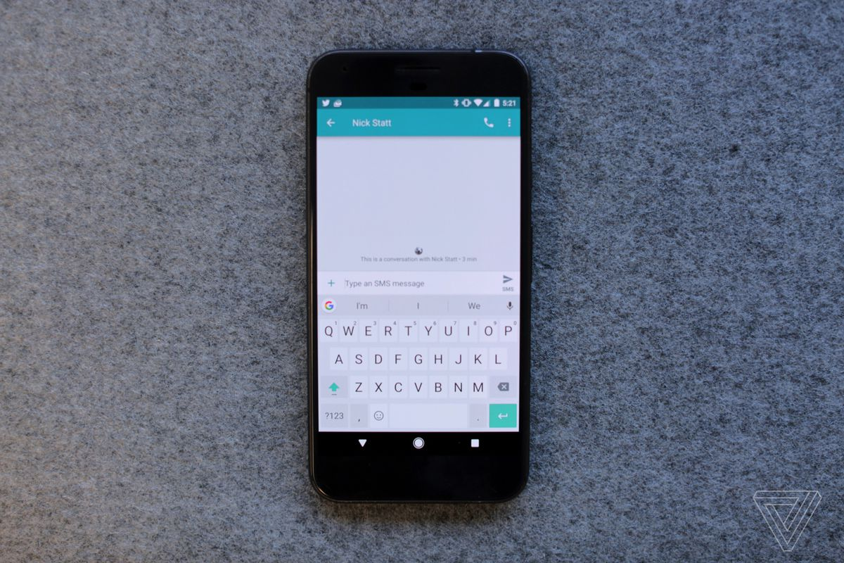 Google's Gboard will now translate text into another language as you