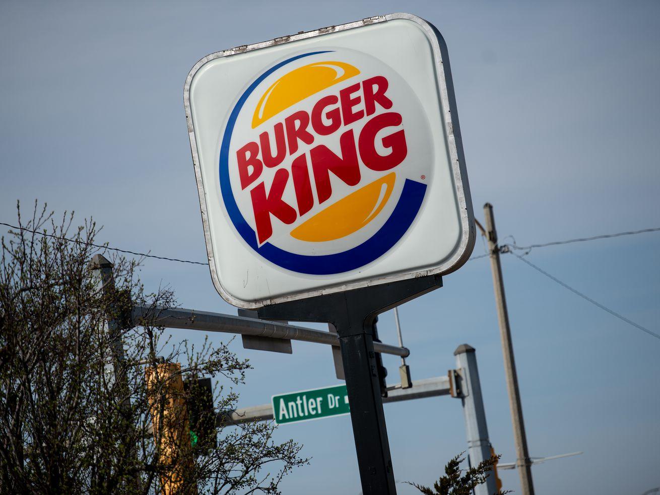 Burger King restaurant in Missouri