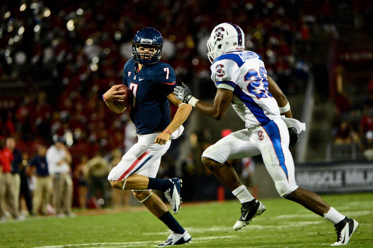 It appears that B.J. Denker will be the starting QB week 1 for Arizona