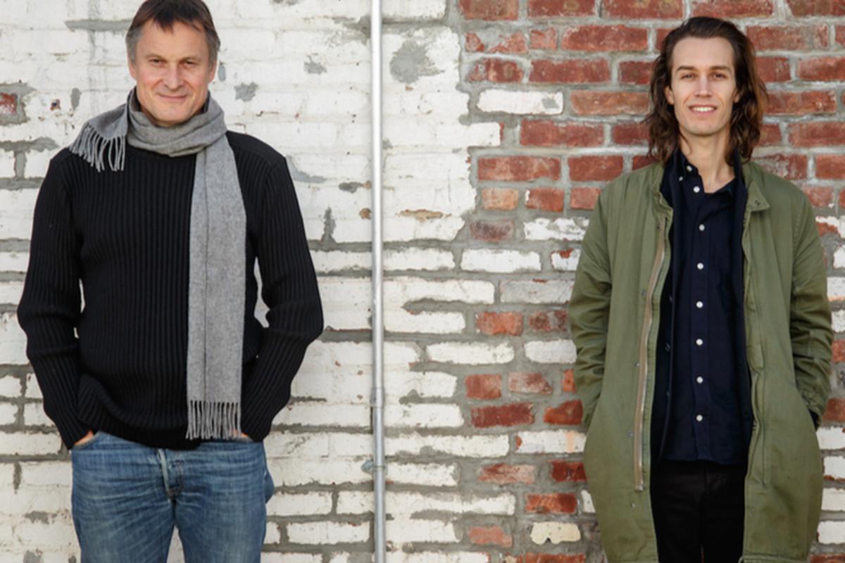 Claus Meyer and Fredrik Berselius