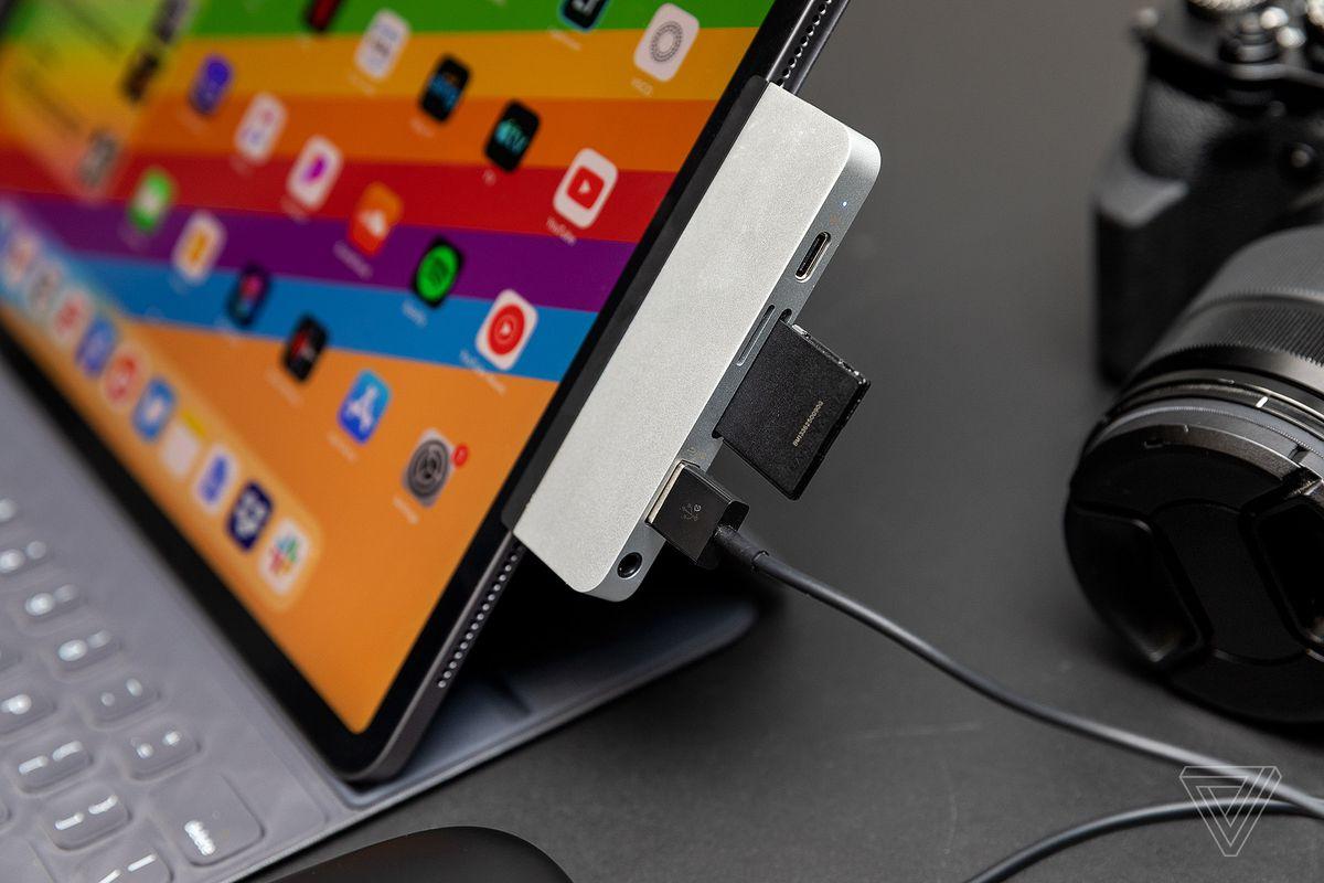 iPad Pro USB-C hubs: the best, worst, and weirdest options - The Verge