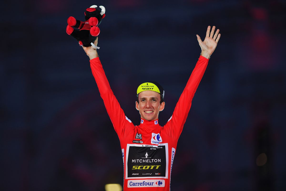 Who Wins the Vuelta?
