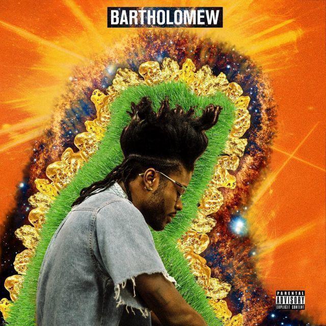 "Jesse Boykins III ""Bartholomew"" cover"
