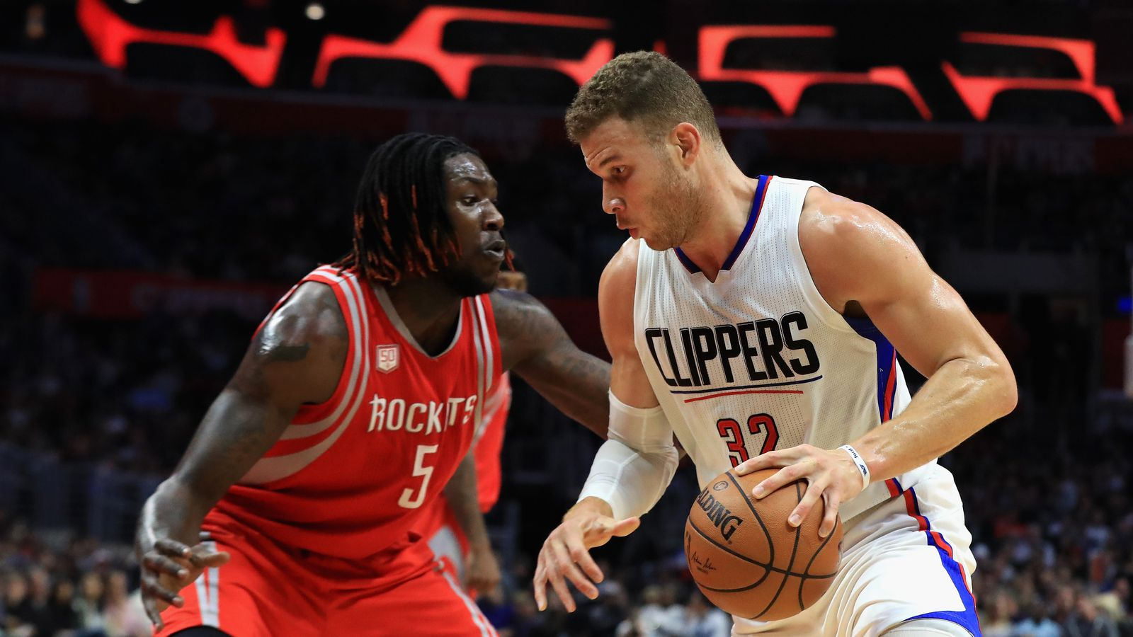 - Montrezl Harrell Card Angeles Los to Clippers  traded
