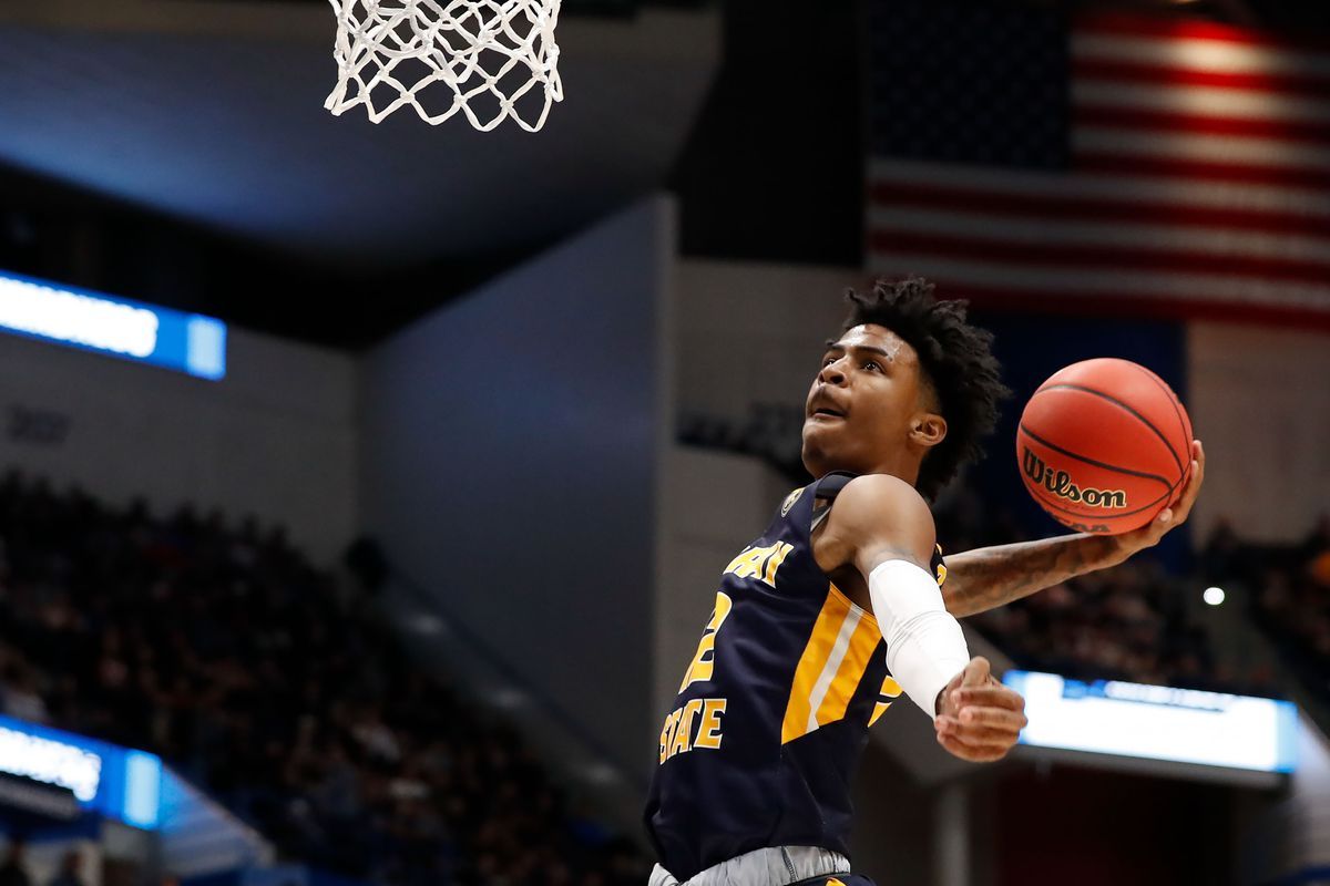 Image result for ja morant usa today