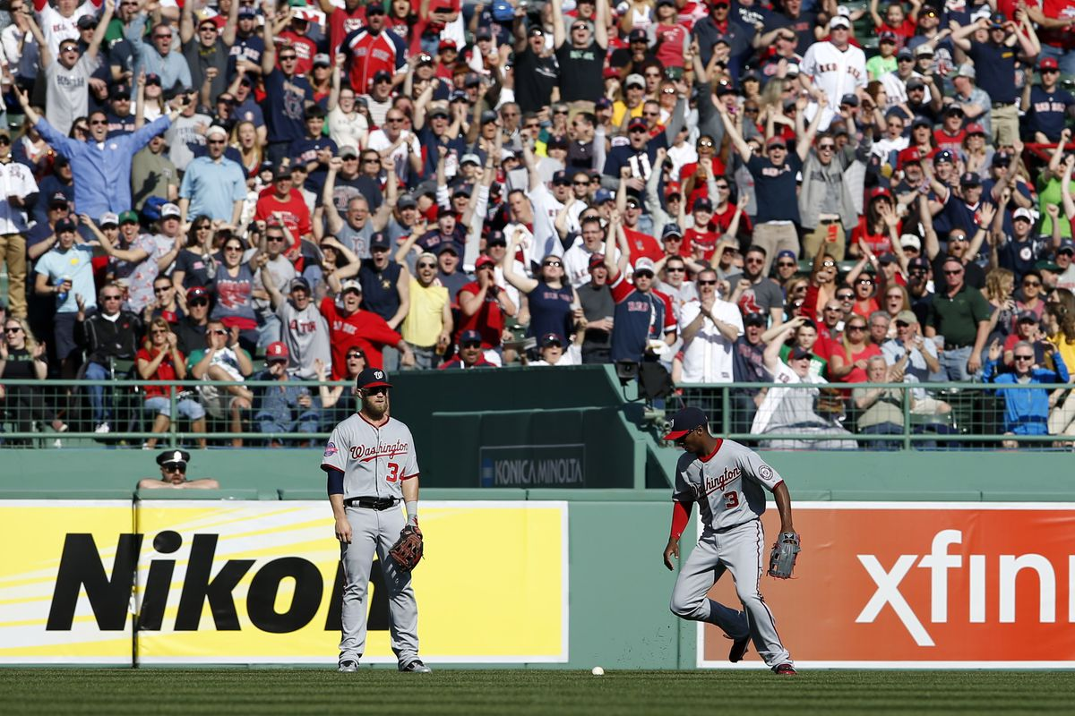 The defense fell apart behind Jordan Zimmermann in the third inning of Monday's loss, but after that inning, the Nats started to look a little more relaxed.  Could this be the turning point?