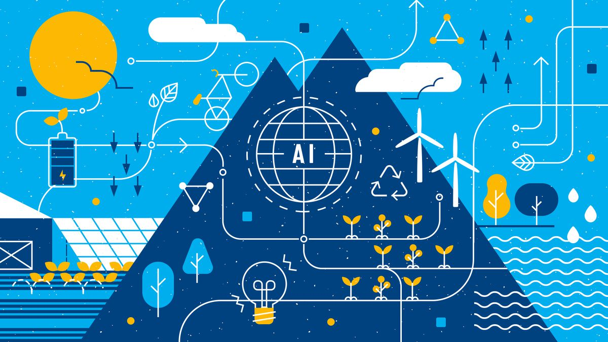 AI and sustainability: How artificial intelligence can help