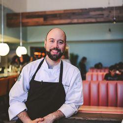 Chef de Cuisine Yun Fuentes