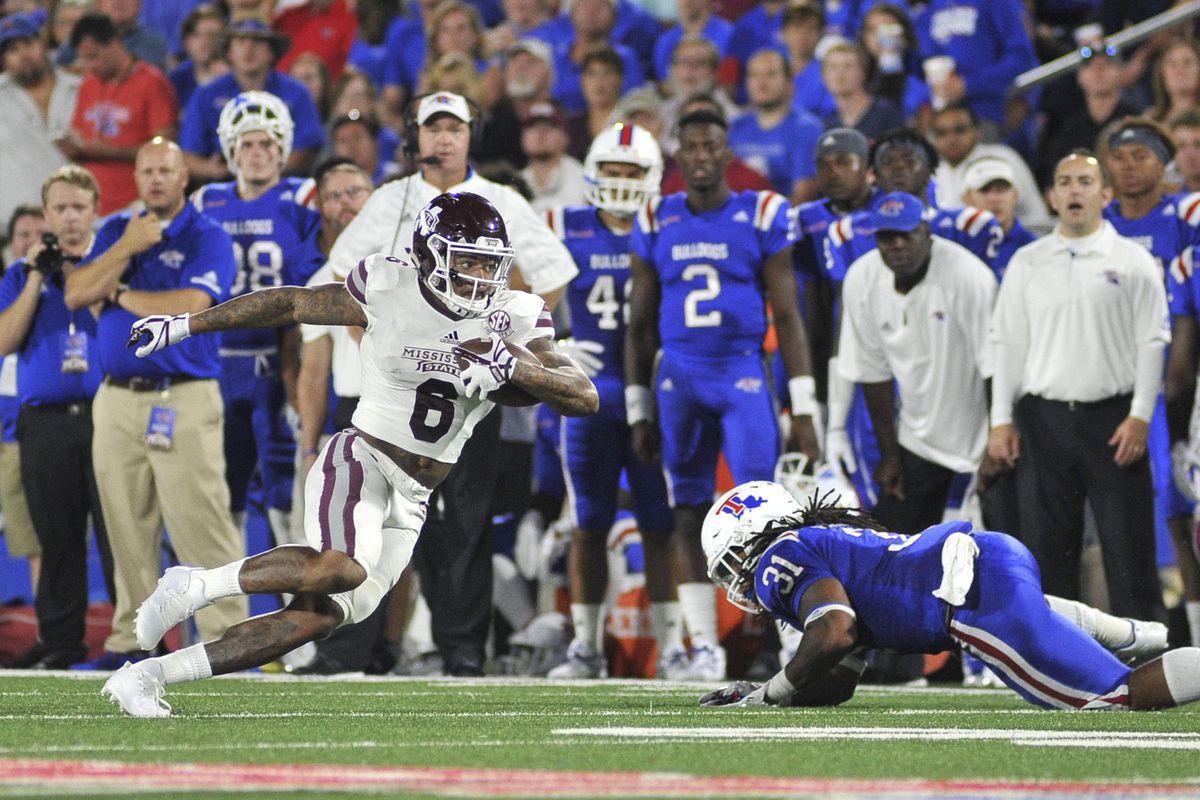NCAA Football: Mississippi State at Louisiana Tech