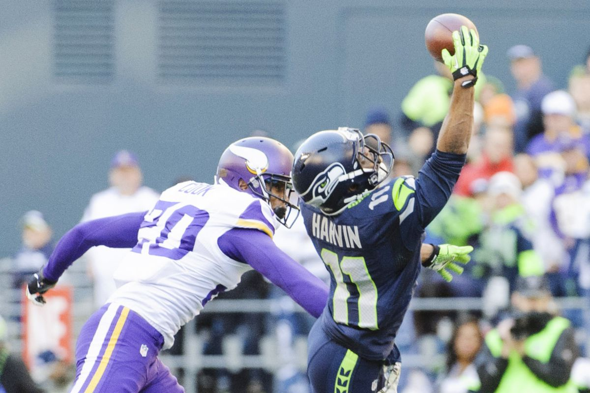 percy harvin: role player