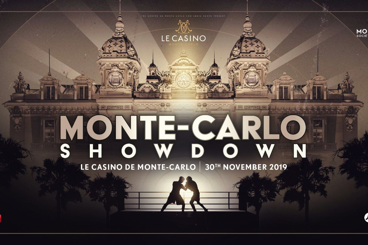 Matchroom headed back to Monte Carlo on Nov. 30