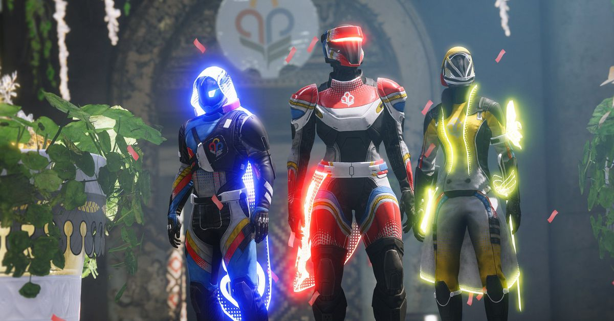 Destiny 2's Guardian Games 2021 winners are Hunters, Warlocks in second - Polygon