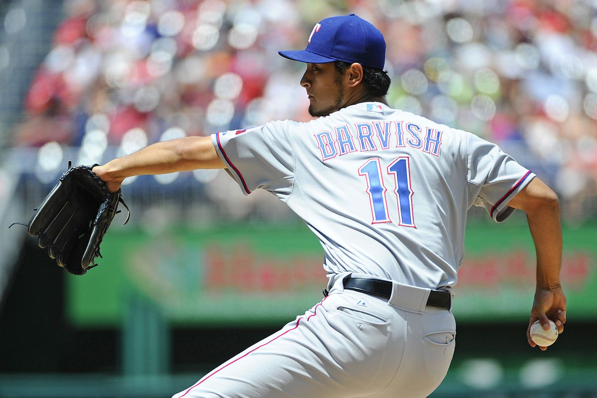 Yu Darvish is the best pitcher in baseball