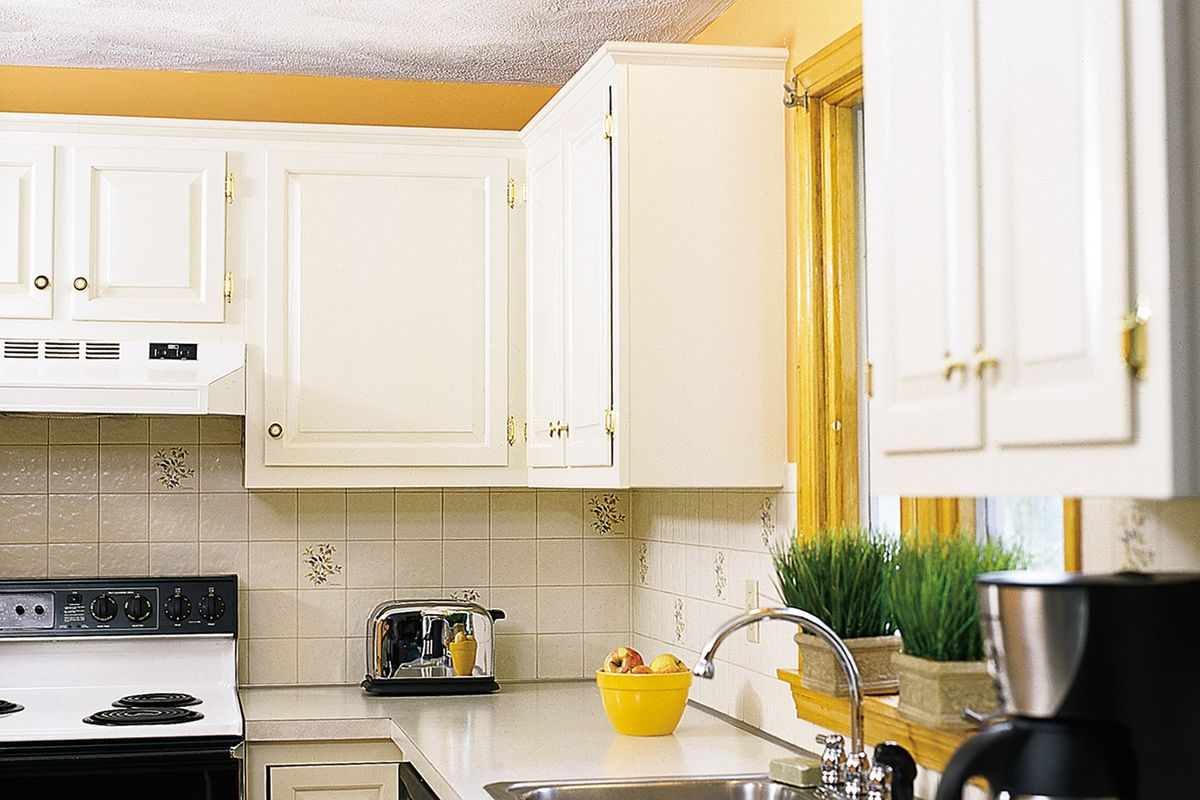 Pro Secrets For Painting Kitchen Cabinets This Old House