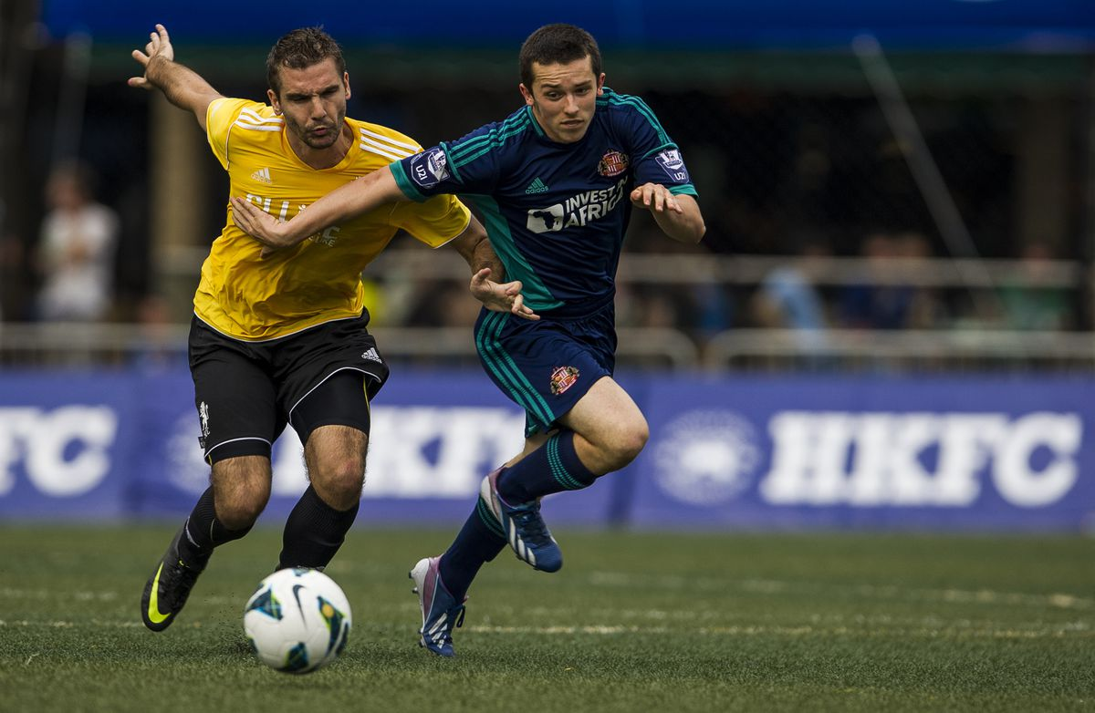 Hong Kong International Soccer Sevens - Day 2