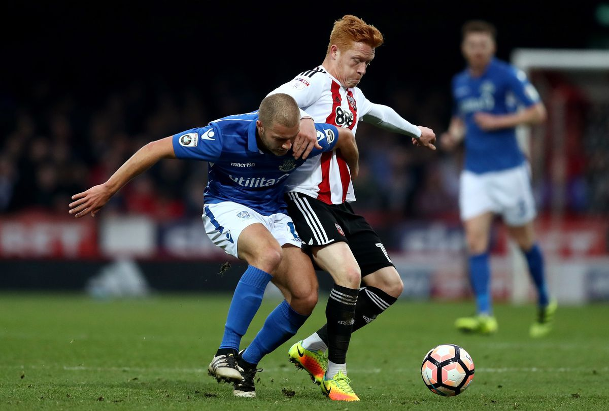 Brentford v Eastleigh FC - The Emirates FA Cup Third Round