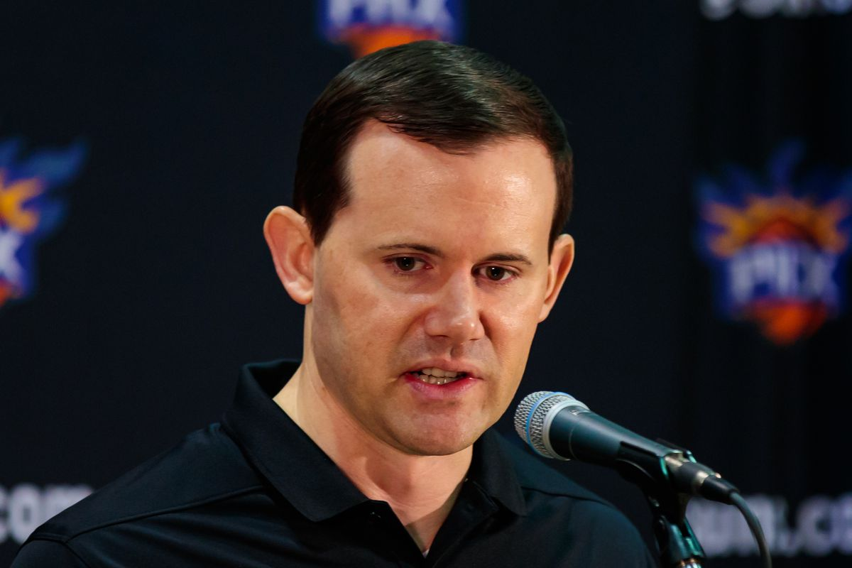 Former Phoenix Suns GM Ryan McDonough locks in deal with Sirius XM