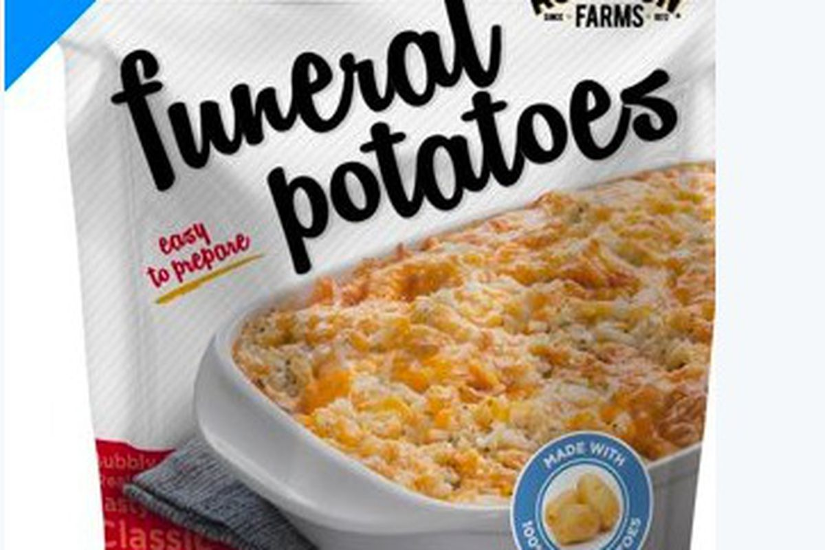 The traditional Utah and Mormon meal made headlines on Wednesday nationwide after people noticed Walmart ads selling the product.