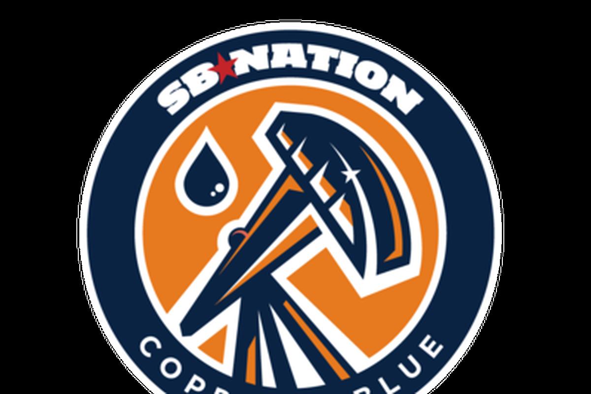 Copper & Blue New Logo