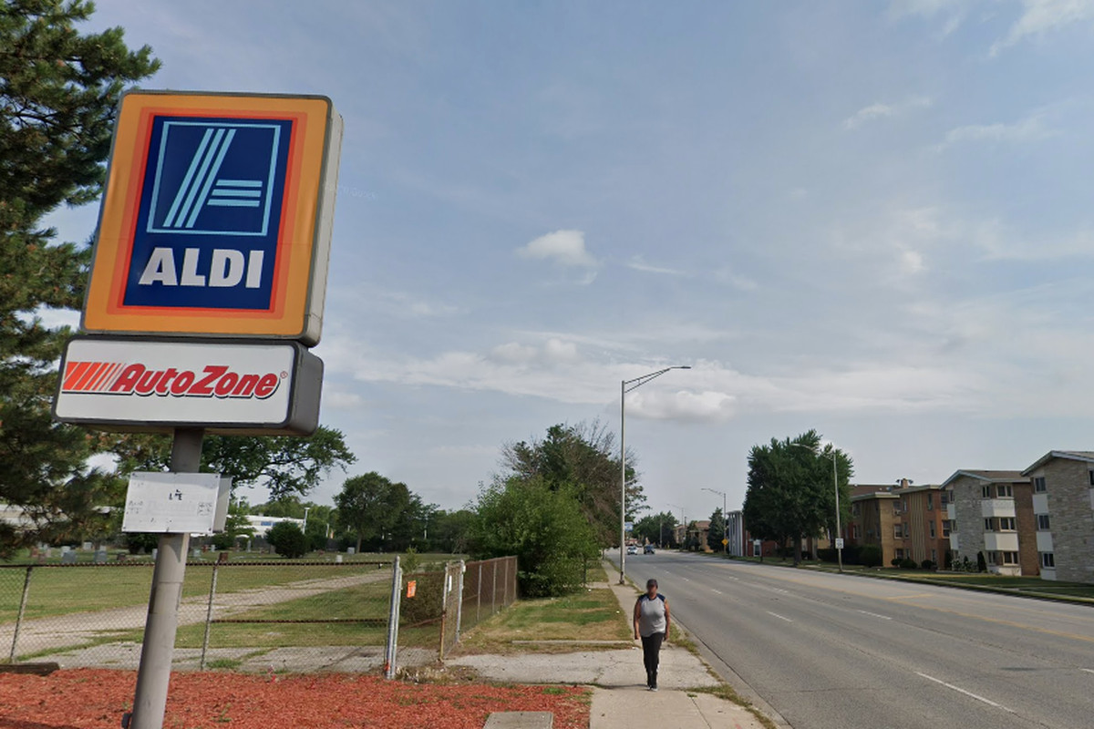 A man died in a motorcycle crash March 7, 2020, in the 1900 block of South Harlem Avenue by a vehicle exiting an Aldi's parking lot.