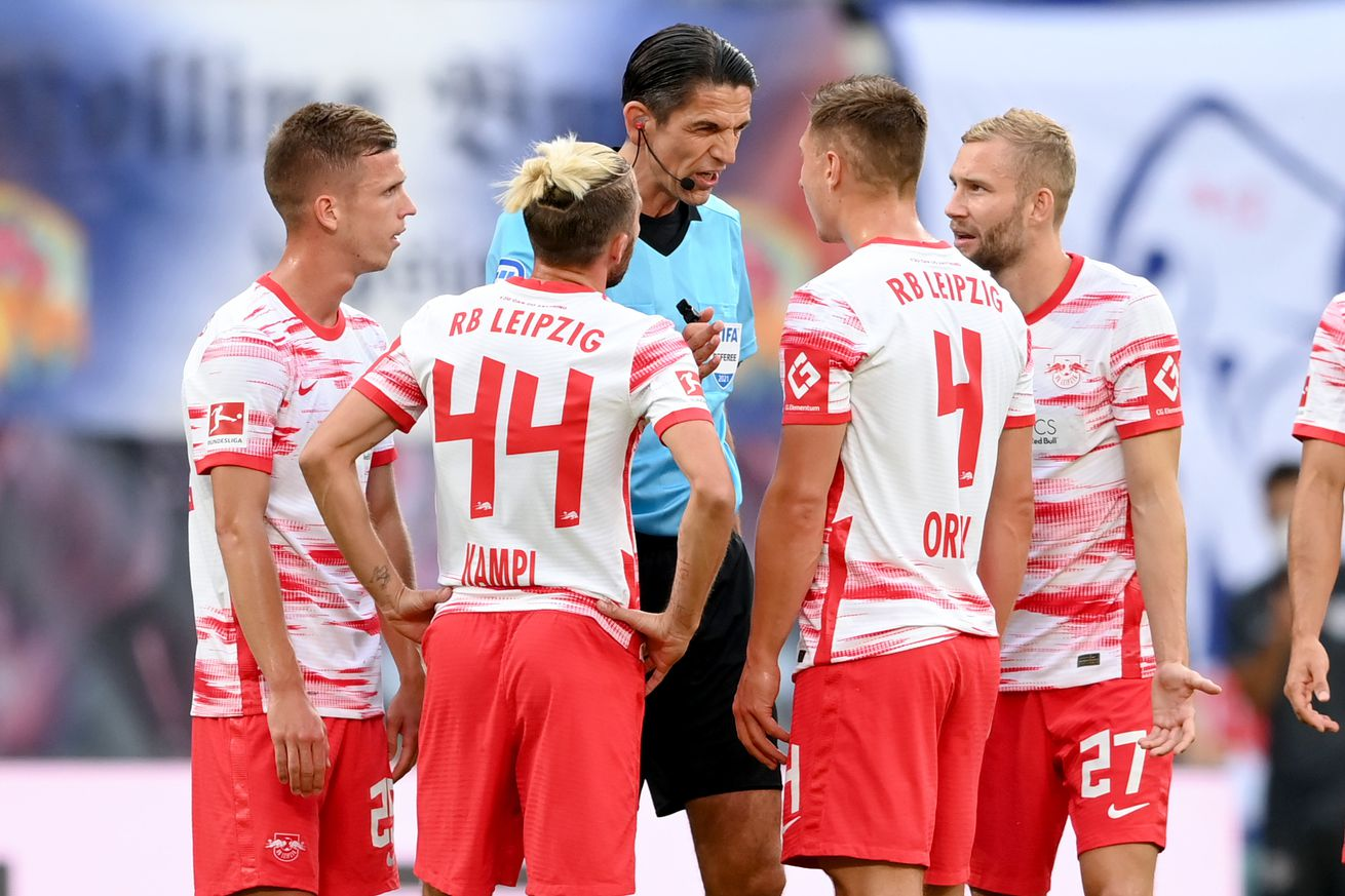 RB Leipzig?s Kevin Kampl and Jesse Marsch not deterred by loss to Bayern Munich