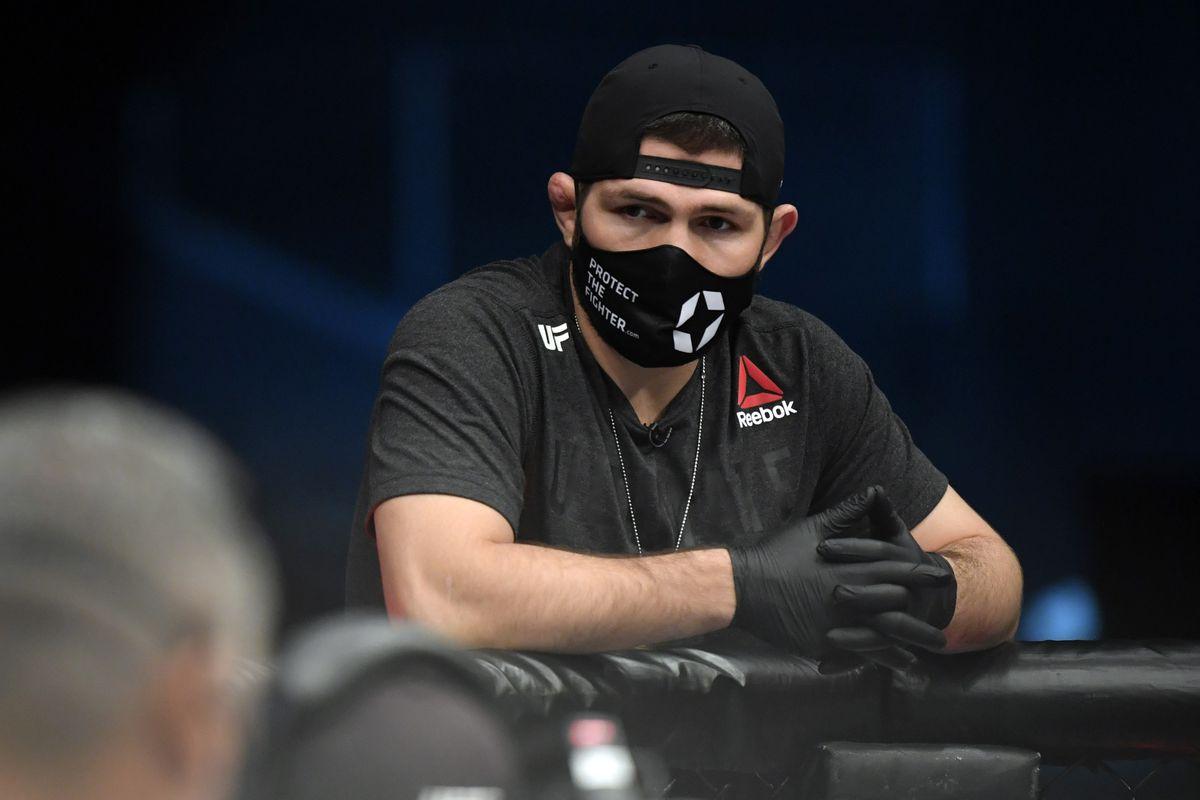 UFC Fight Night: Nurmagomedov v Morozov