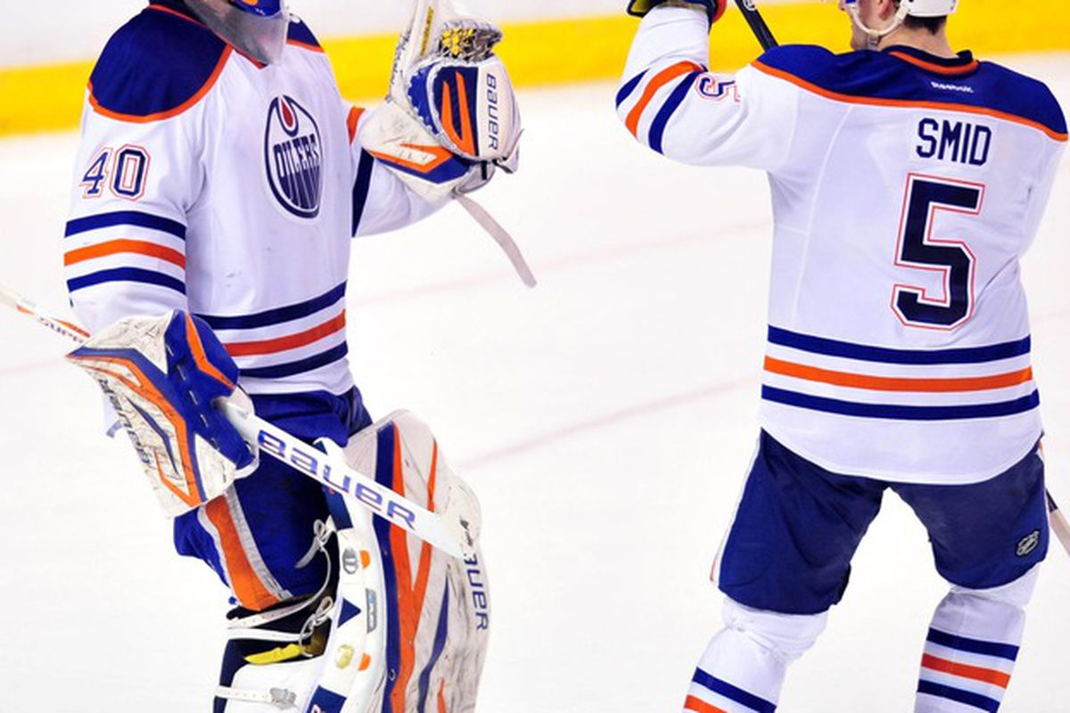 """""""Negotiating with the Oilers is awesome!"""""""