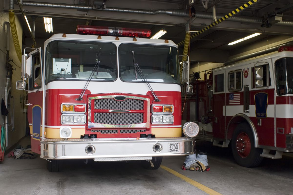 FILE - Bluffdale will celebrate the completion of Fire Station No. 2 and Westgate Park with ribbon-cuttings on Friday, Aug. 24.