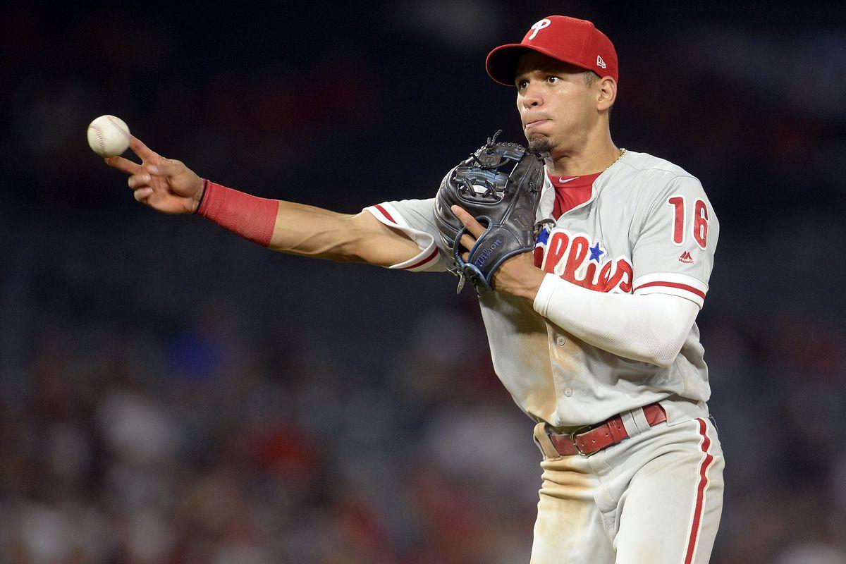 MLB: Philadelphia Phillies at Los Angeles Angels