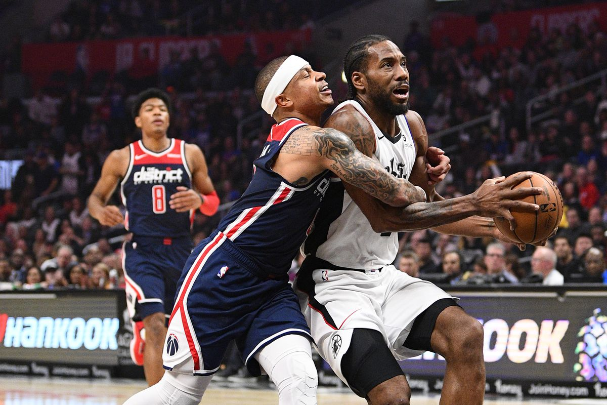 NBA: DEC 01 Wizards at Clippers
