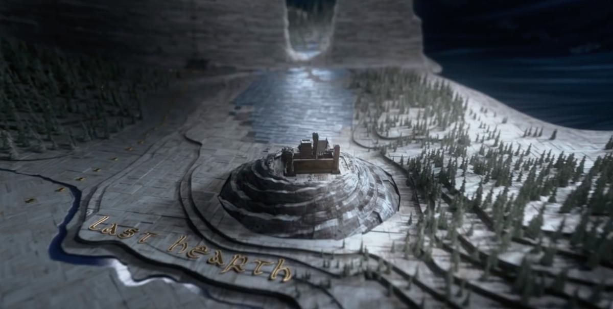 last heath - game of thrones season 8 opening credits