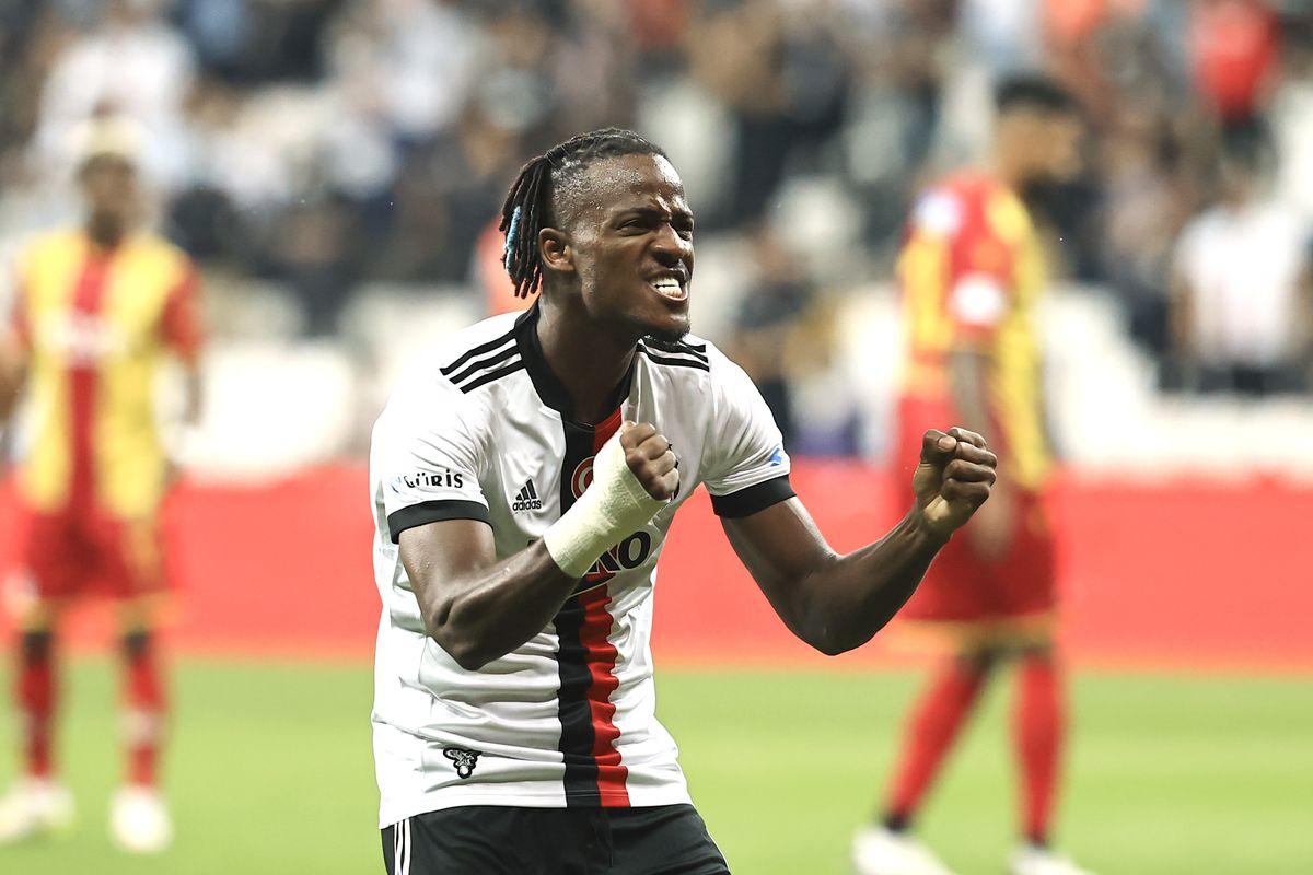 Besiktas vs Oznur Kablo Yeni Malatyaspor - Turkish Super Lig
