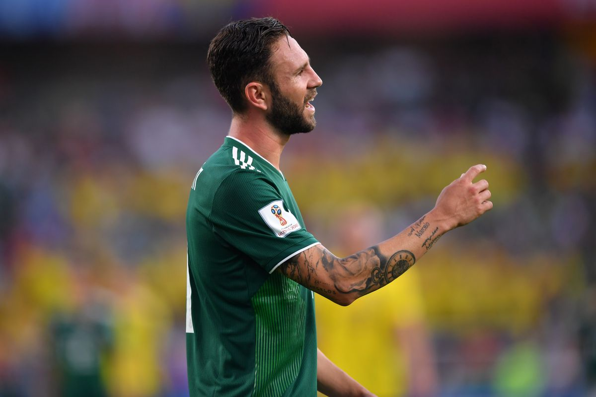 2f57c802d Mexico international Miguel Layun to sign for Villarreal — Report ...