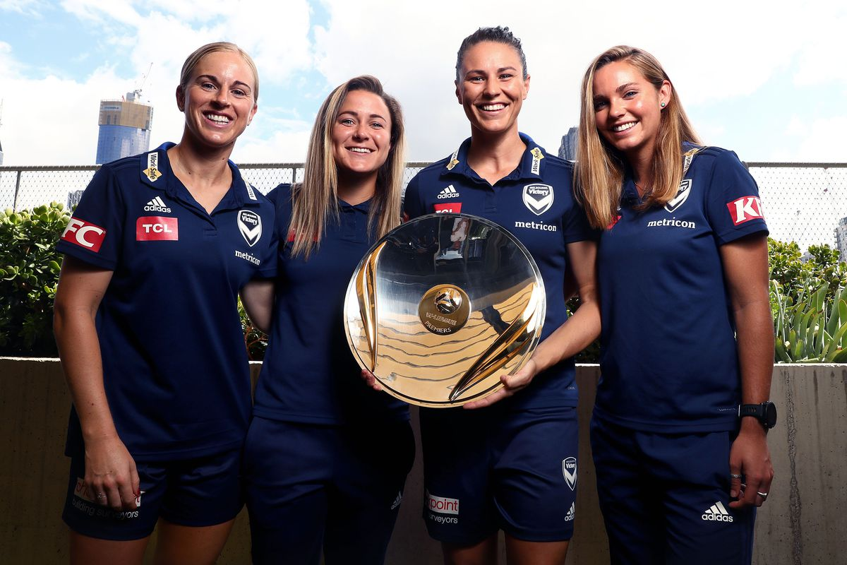 Melbourne Victory W-League Media Opportunity