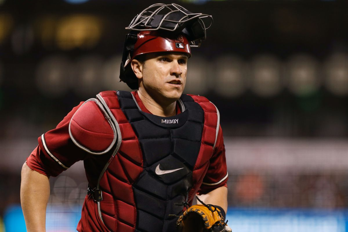Miguel Montero will be bringing his talents to the North Side