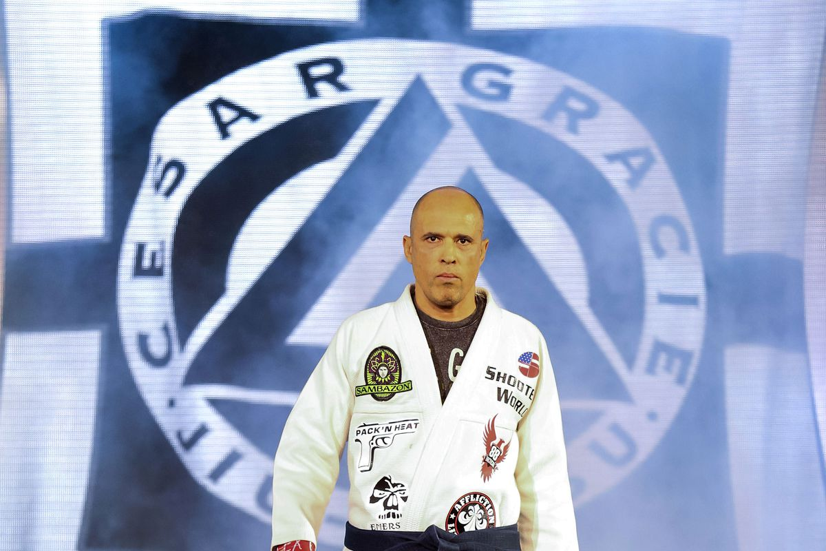 MMA: Bellator 149-Gracie vs Shamrock