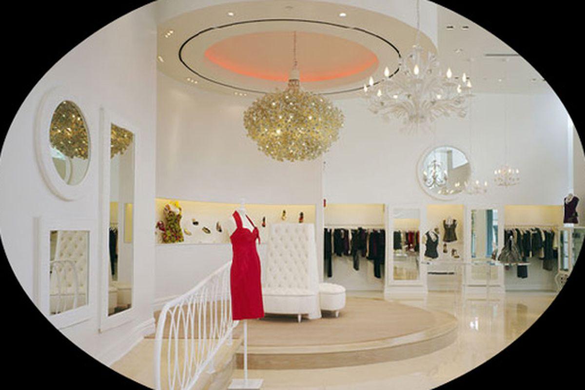 "The Robertson boutique.  Image via Nanette Lepore's <a href=""http://www.nanettelepore.com/nanette_lepore_08/index_new.html"">website</a>"