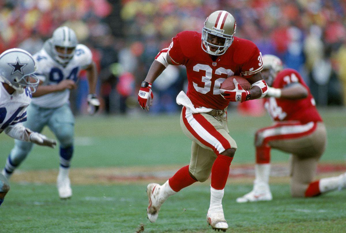 1992 NFC Championship Game: Dallas Cowboys v San Francisco 49ers