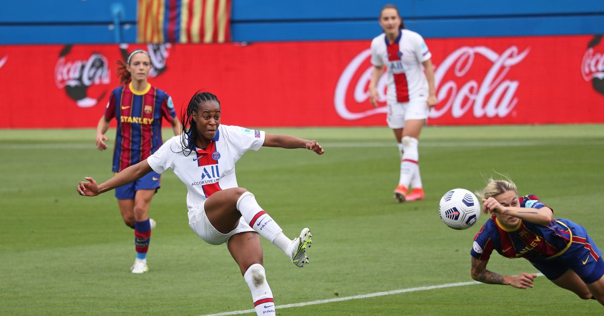 DAZN will stream UEFA Women's Champions League free on YouTube