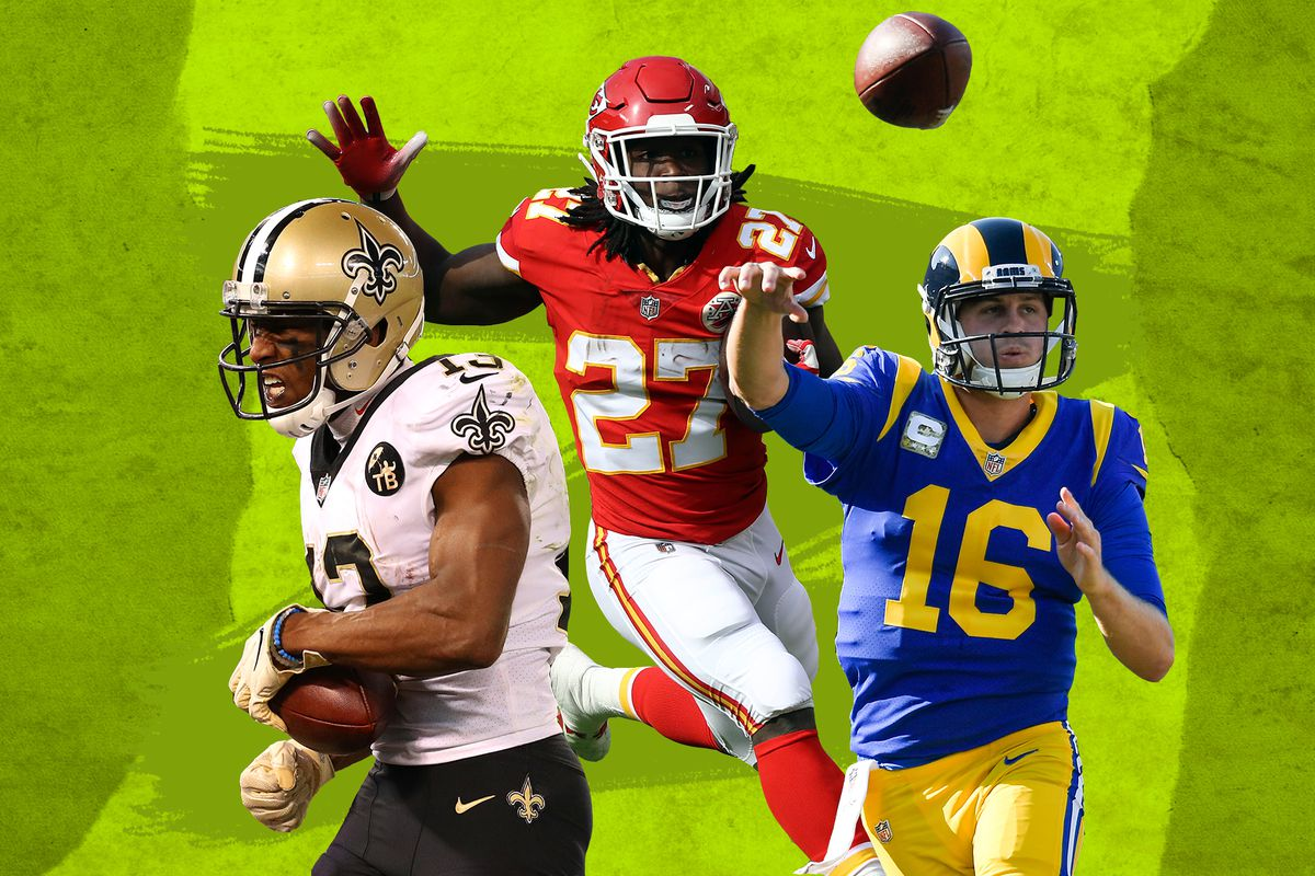 NFL rankings: Who's the best 1...