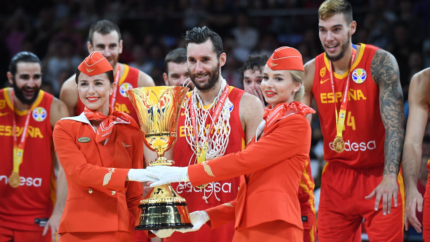 'The Mismatch': Spain Wins the FIBA World Cup. Plus: NBA Islands!