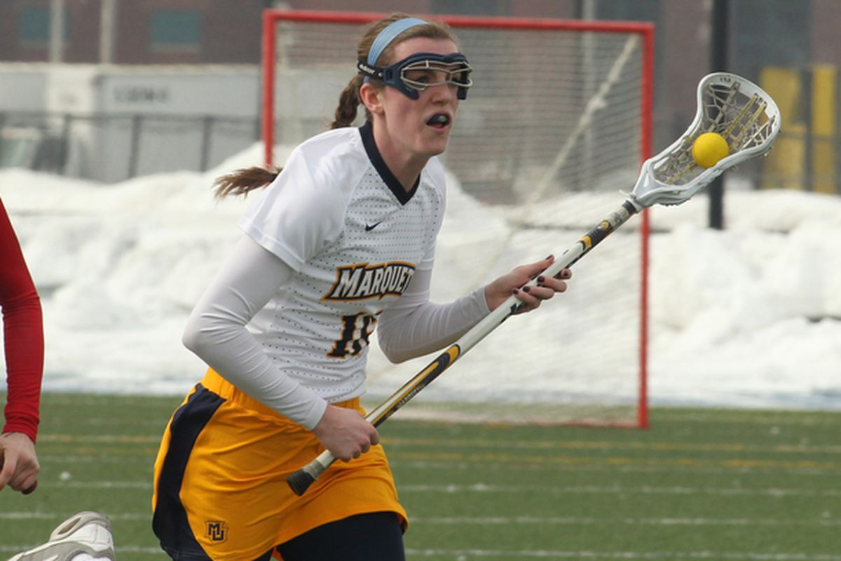 Taylor Smith had 2 goals to lead Marquette's scoring against USC.