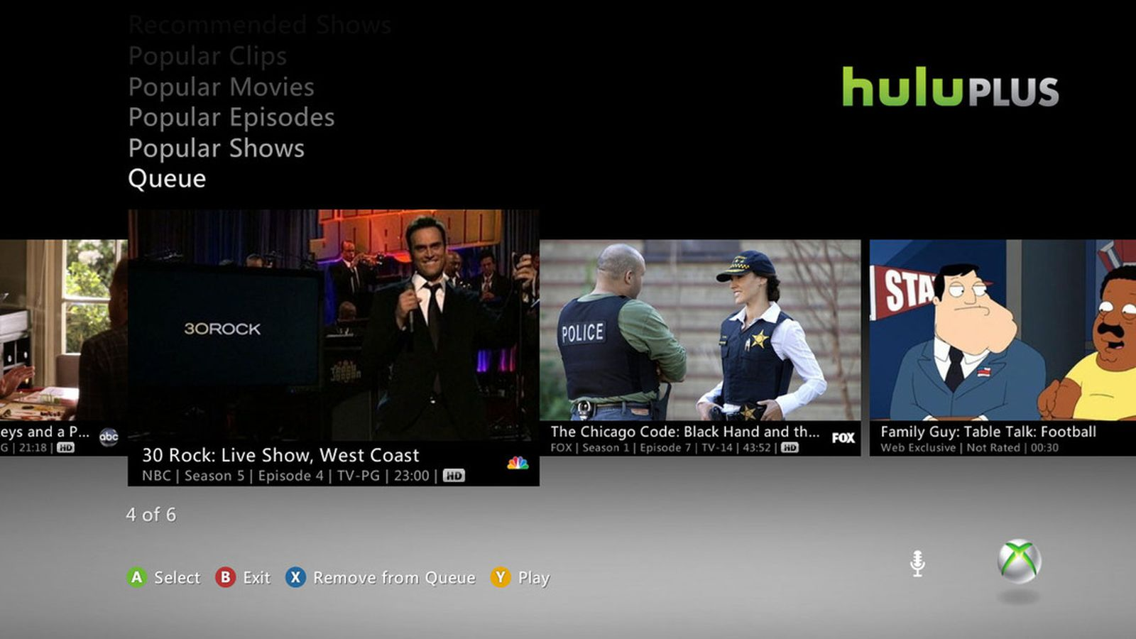 Jump Box For Cars >> Hulu Plus for Xbox 360 review | The Verge