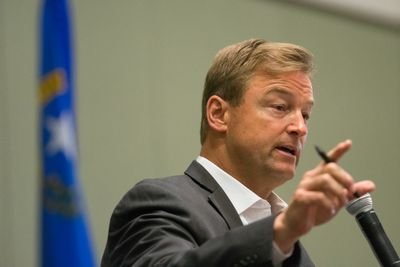 Nevada Senator Dean Heller Holds Town Hall Meeting In Reno