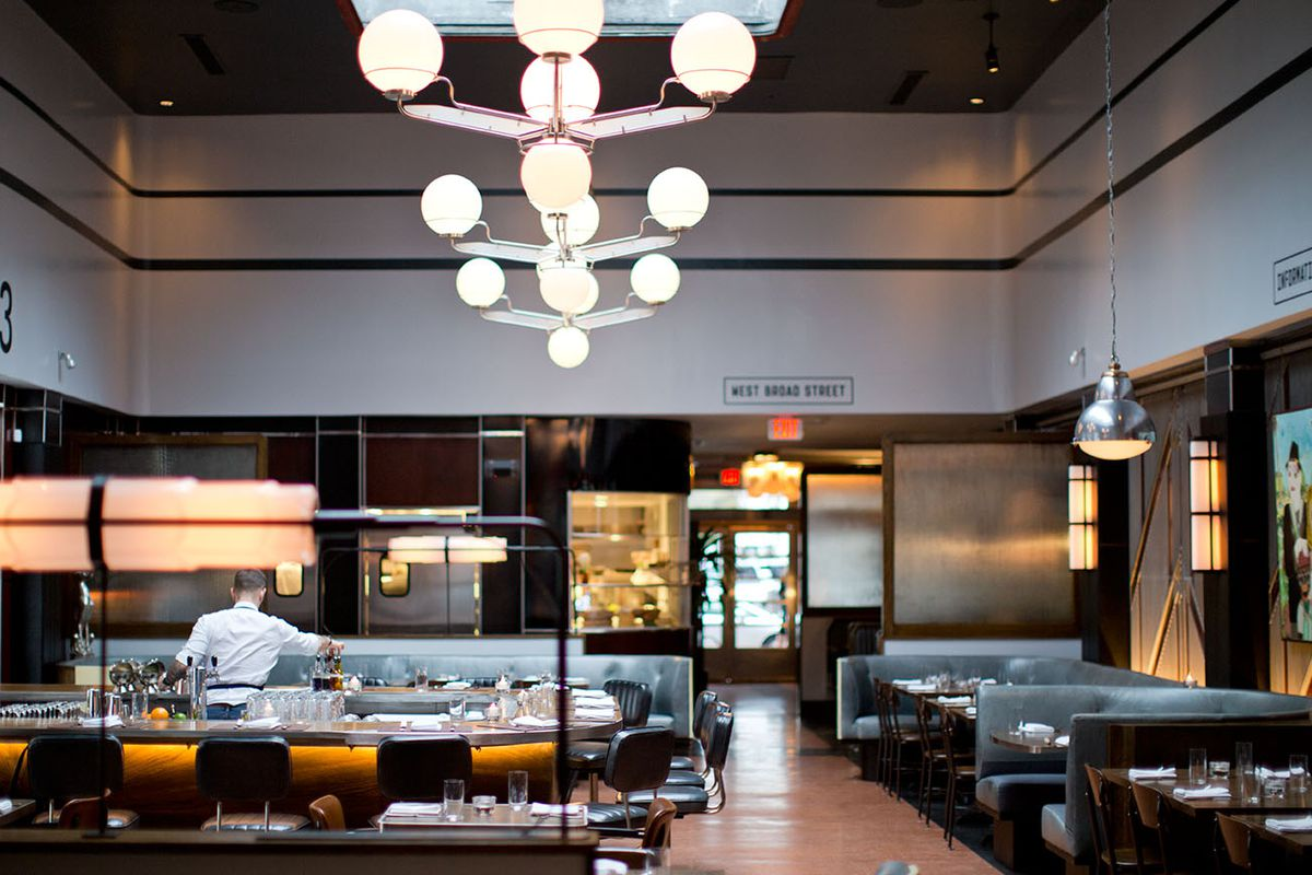 the 15 most beautiful restaurants of 2015 - eater