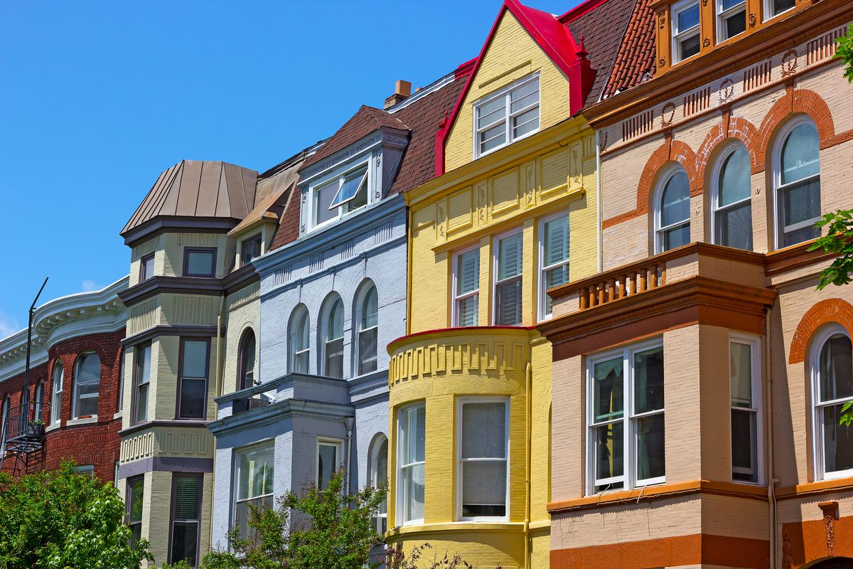 Almost half of DC's Millennials can't afford rent