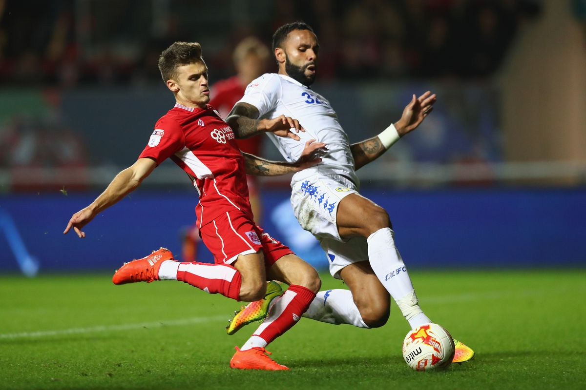 Bristol City v Leeds United - Sky Bet Championship
